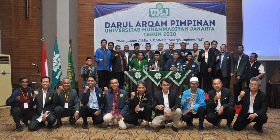 Darul Arqam Pimpinan UMJ SEntul