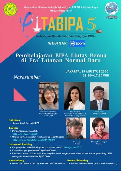 Webinar BIPA FIP UMJ
