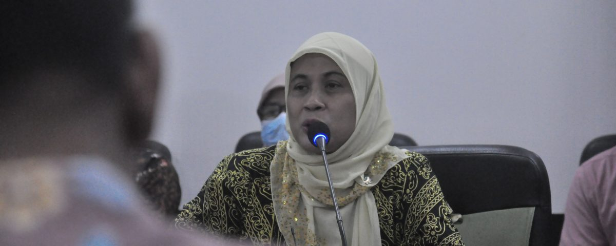 Plt Rektor UMJ Endang Sulastri 2